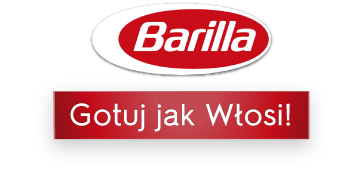 Konkurs Barilla Cup Barillacup gotuj jak Włosi Logo