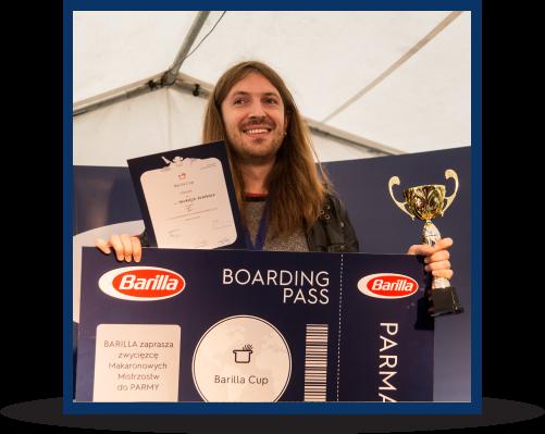 Konkurs Barilla Cup Barillacup gotuj jak Włosi Przykładowa potrawa 1