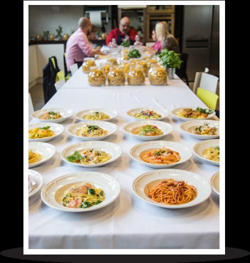 Konkurs Barilla Cup Barillacup gotuj jak Włosi Przykładowa potrawa 2